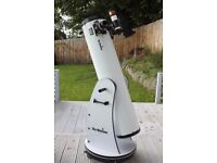 Sky-Watcher Skyliner-200P Classic Parabolic Dobsonian Telescope