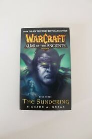 Warcraft book: War of the Ancients: The Sundering