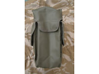 NEW - Genuine French Army Respirator Pouch (ideal for fishing, bush craft etc)