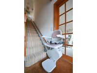 Acorn Straight Stair Lift Excellent Working Order and Condition