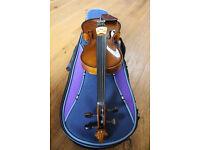 Violin 1/8 size EXCELLENT Condition.