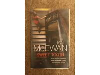 Sweet Tooth by Ian McEwan. Condition: Acceptable. Price + Delivery: £3.