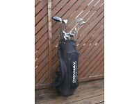 Donnay Evolution Golf Clubs