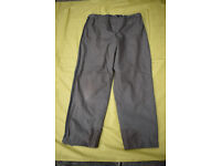 German Army Cold Weather Quilted Trouser, (medium)