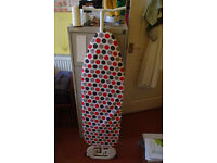 SOLD - Ironing board with cover - new and unused!