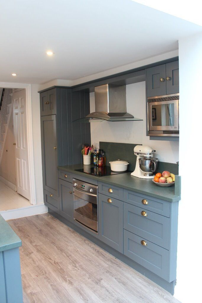 Bespoke Shaker Style kitchen for sale including all appliances.