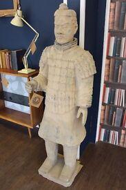 Terracotta Warrior - 1.5 metre Tall