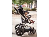 Quinny Buzz stroller RRP 450£ will sell fast 100£ forward/rearward facing + extra accessories