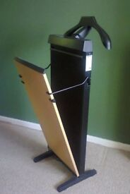 CORBY 4400C TROUSER PRESS PERFECT CONDITION WITH USE & CARE MANUAL