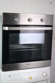 Beko Built-In Single Oven Good Condition 12 Month Warranty Local Delivery and Install Included