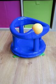 baby bath seat - as new