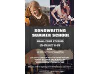 Songwriting Summer School