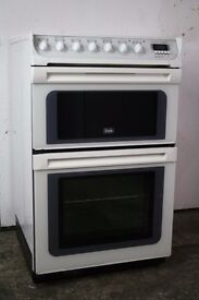Creda 55cm Ceramic Top Cooker.Some Damage on Top Handle.Good Condition.12 Month Warranty.