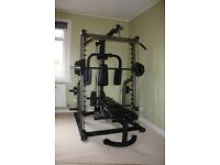 Multi Gym Smith Machine Combination