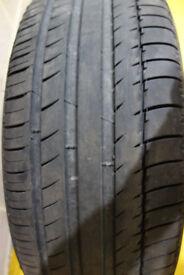 255 55 20 Michelin tyre