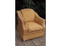 Designer David Goundry armchair chair