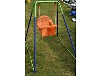 Baby swing outdoor ASAP