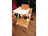 Brio Wooden Highchair