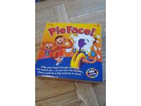 Pie face game. NEW. UNOPENED. Great game!