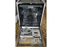 KENWOOD KID60B16 Full-size Integrated Dishwasher RRP £320