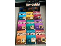 All 10 seasons of Friends DVD The whole lot £20