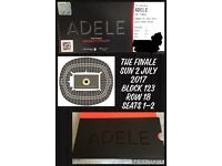 Adele Finale Concert