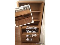 Display Cabinet and TV Unit
