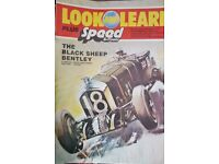 Vintage 1970's 'Look and Learn' magazine Edition Number 823