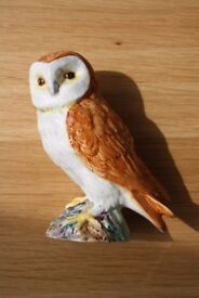 Beswick pottery Owl ornament - price reduced