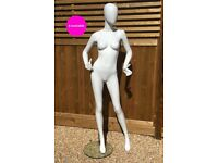 Life size female mannequins **5 available**
