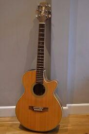 Takamine EG260C acoustic guitar
