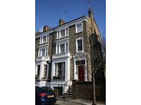 Very Large 2 bed with Private Garden in West Kensington W14 - For Swap with 2 bed in Bristol