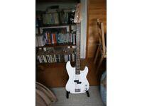 Harley Benton P bass