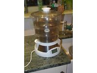 Kemwood Food Steamer - Family Size