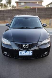 2007 Mazda 3 Maxx Sport Sedan Point Cook Wyndham Area Preview