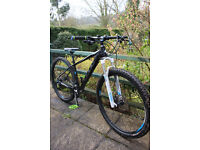Cube LTD Pro 29er Mountain Bike 2015 - Hardtail MTB £500
