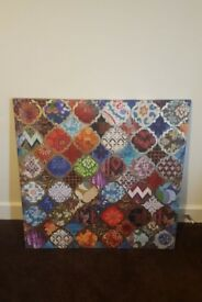Large Canvas Great Pattern