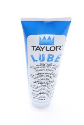 Taylor Soft Serve Lube Blue Label Part 047518 4 Ounce Tube