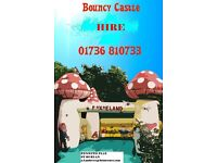 Bouncy Castle Hire - from £40 day (cheaper weekend rates)