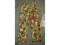 New - DRAGON Jungle Camo Combat Trousers