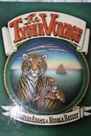 The Tyger Voyage by Richard Adams and Nicola Bayley
