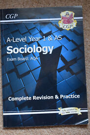 AS level Sociology Revision guide