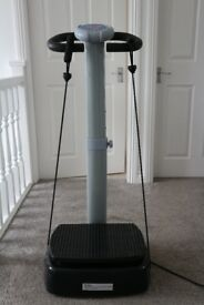 Vibrapower - Vibration Plates with hand curling stirrups