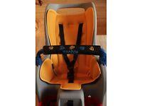 Topeak baby carrier for bike