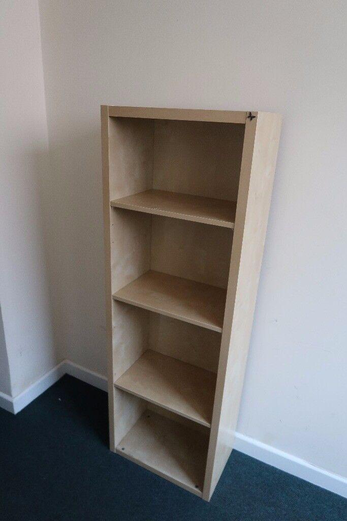 Bookcase - 4 shelves