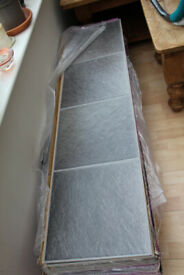 Ceramic Grey Laminate Flooring