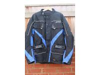 MotoDry Waterproof bike jacket. Large.
