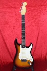 Fender Stratocaster Ultra - 1991, Ebony Board & Dually Switch