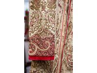Exquisite Indian groom's sherwani for sale including undergarment kurta