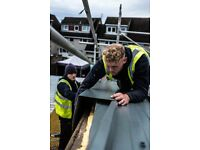 Industrial Roofing/Cladders Mate
